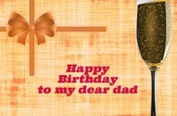 Fathers Birthday Message