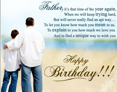 best birthday quotes for dad