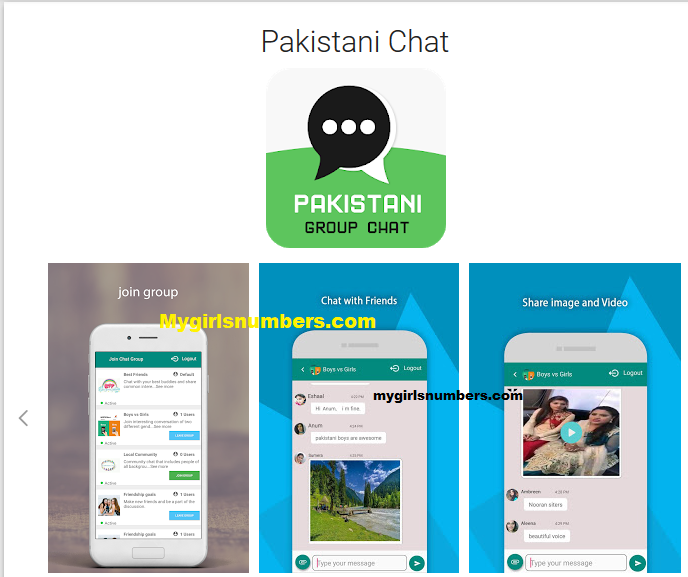 pakistan chat rooms