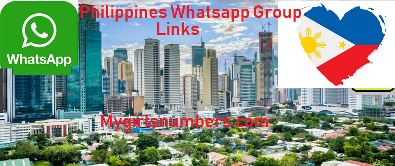 philippines Whatsapp group links