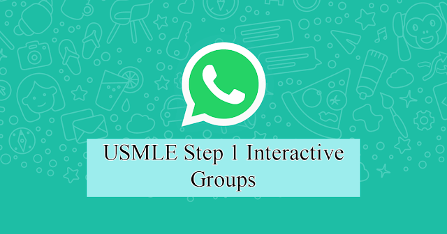 usmle whatsapp groups