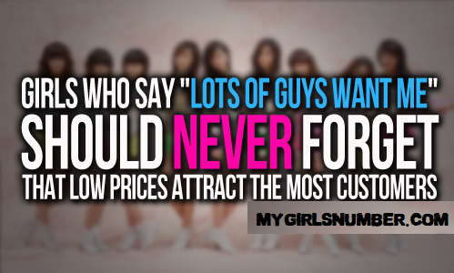cheap girl quote