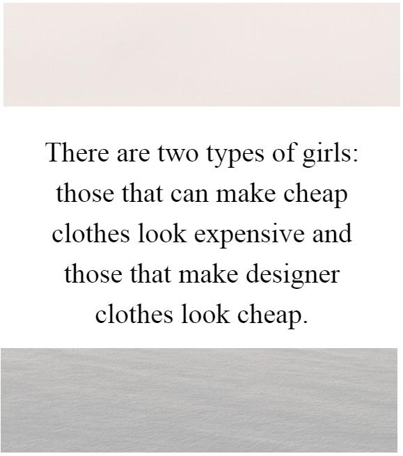 cheap girls captions