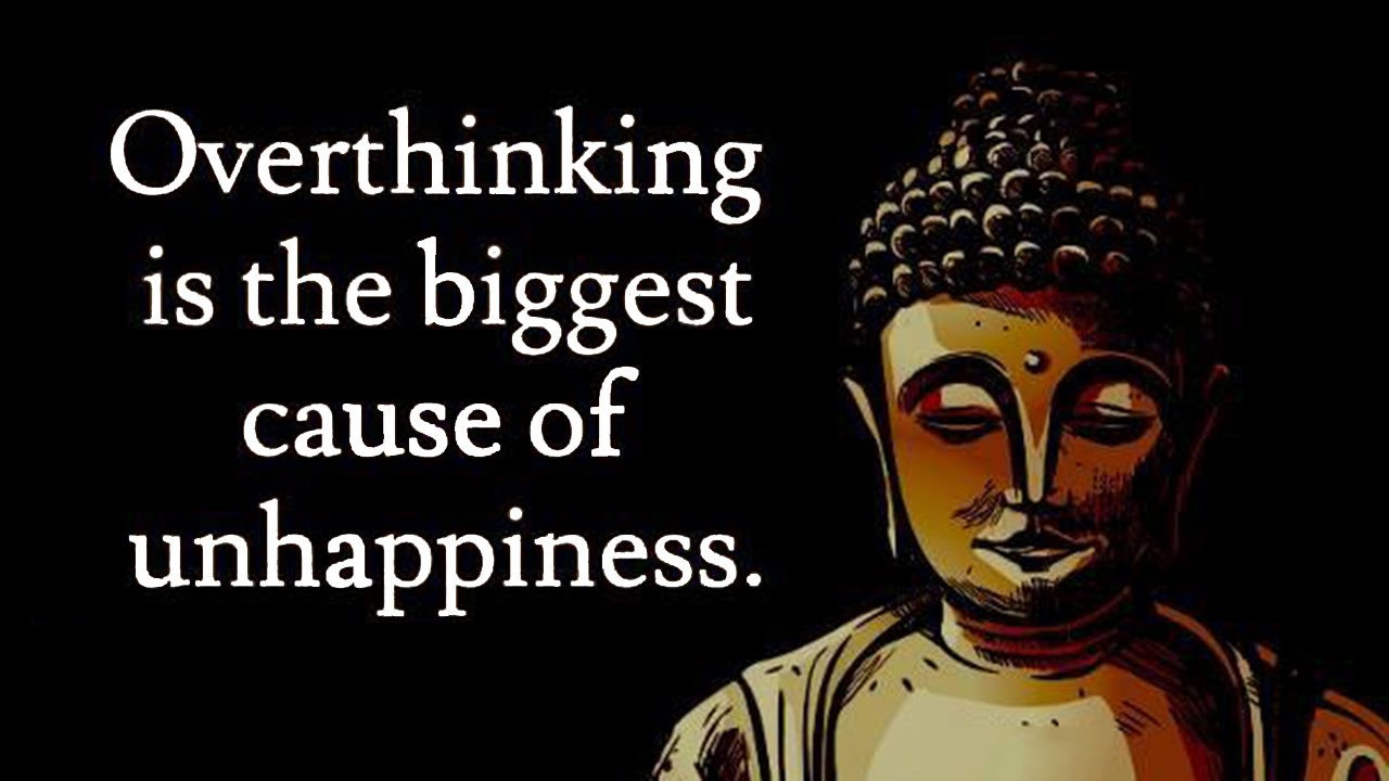 Real Buddha Quotes on thinking
